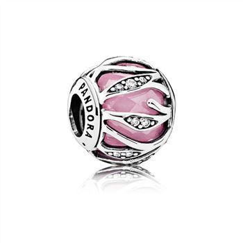 b47f263e2 Pandora Disney Anna's Signature Color Charm, Murano Glass 791645 ...